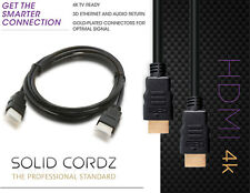 6Ft v1.4 a High Speed HDMI Cable W/Ethernet 3D 1080P For HDTV Wii U Wii Switch