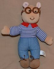 "9.5"" Arthur Plush Dolls Toys Book Characters Stuffed Animals Television TV Show"