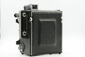 Graflex 34 Speed Graphic 3.25x4.25 Large Format Press/View Camera #154