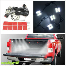 8 X 27 Feet Length  48LED White Car Pickup Bed Neon LED Lighting Decor Light Kit