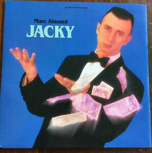 "MARC ALMOND - 12""EP -  4 TRACKS - ""JACKY"" - 1991 - US - SIRE"