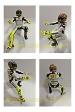 1:12 Conversión Minichamps Figure Figurine Valentino Rossi 2004 Test RARE NEW