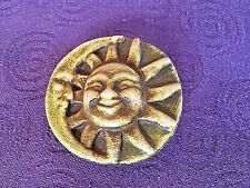 Pin from Firenze, Italy Sun and Moon Green Handmade