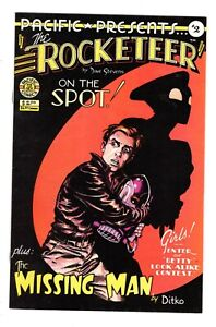 PACIFIC PRESENTS #2, ROCKETEER VF+,  *
