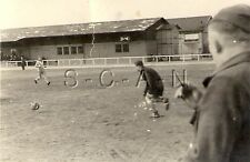 WWII German RP- Soldier- Semi Nude- Sports Uniform- Soccer Game- PT Training