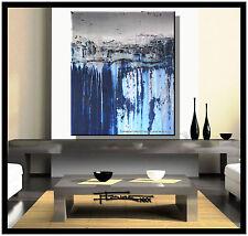 Large Abstract Painting MODERN CANVAS WALL ART USA Textured  ELOISExxx