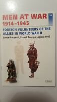 DelPrado Men at War 34 Foreign Volunteers of the Allies in WWII Lance-Corp + Mag