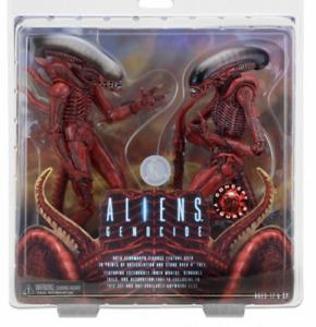 Aliens Neca Genocide Big Chap & Dog Alien Action Figure 2 Pack
