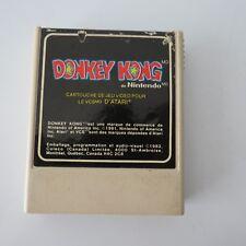 Coleco Donkey Kong Video Game Atari 2600