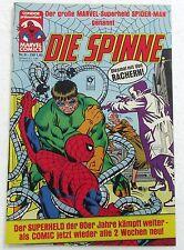 Die Spinne Nr. 9 Spider Man Marvel Condor Comic Heft (L-8656+