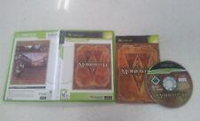 The Elder Scrolls III 3 Morrowind Original Xbox PAL