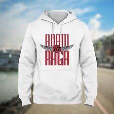 SUDADERA ADAM RAGA 67 TRIAL HOODER SWEATER PULLOVER PULL SWEAT FELPA