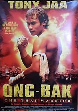 03 Ong-Bak: The Thai Warrior reprint 27x39 Single Sided Movie Poster Tony Jaa C