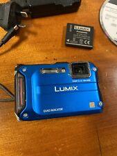Panasonic Lumix DMC-FT4 Underwater Camera (not working)