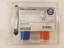 45200 - Fargo YMCKO 500 Print Colour Ribbon - Suit DTC4500e / DTC4500