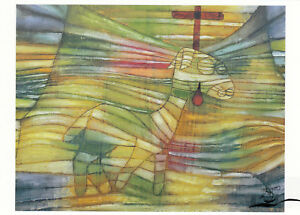 Kunstkarte / Postcard Art - Paul Klee - Das Lamm