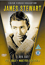 James Stewart Silver Screen Collection (2 DVD) DVD