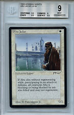 MTG Arabian Nights Abu Jafar BGS 9.0 (9) MT card Magic the Gathering WOTC 3205