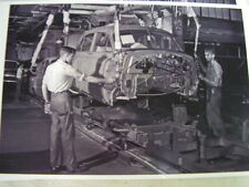 1950 'S  51 ? 52 ?  CADILLAC ASSEMBLY LINE  11 X 17  PHOTO  PICTURE