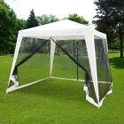 Quictent 10x8 ft Canopy Wedding Party Tent Patio Gazebo Outdoor Pavilion Event