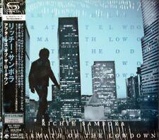 RICHIE SAMBORA-AFTERMATH OF THE LOWDOWN-JAPAN SHM-CD BONUS TRACK F50