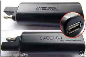 Mobile Charger for USB Cell Phones, Bluetooth Headsets, GPS, MP3, Cameras....USA