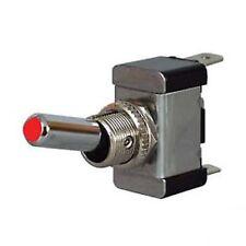 Durite - Schalter Film ein/aus Metall Roller Rot Led 12/24 Volt Bg1 - 0-603-05