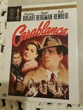 Casablanca -2 Disc Dvd Special Edition -Region 1-Standard Version-Pg -Bogart