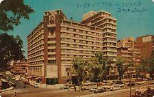 """*Mexico Postcard-""""Hotel Reforma"""" /On Paseo de La Reforma, Mexico D.F./  (U1-8)"""