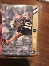 2010 Washington Huskies Football Card Set