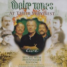 Wolfe Tones - At Their Very Best: 40th Anniversary (2004)   NEW & SEALED 2 CD
