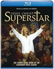 JESUS CHRIST SUPERSTAR NEW BLURAY