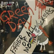 Green Day - Father of All ... LP NEW Ltd Ed. Neon Pink Vinyl 02/07 PRE-ORDER