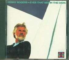 Kenny Rogers - Eyes That See In The Dark (Bee Gees) Usa Press Cd Perfetto