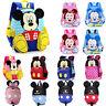 3D Cartoon Toddler Kids Biys Backpack Mickey Mouse Children School bag Rucksack