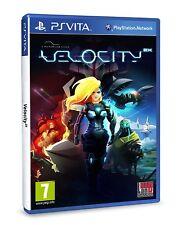 Velocity 2X: Critical Mass Edition [Sony PlayStation PS Vita PSV, Shoot 'em Up]