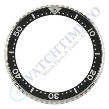 Genuine Seiko Black Rotating Bezel Complete for SRP777 4R36-04Y0 (#86016595)