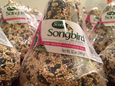 Scotts Songbird Selections Multi-Bird Bell with Fruits & Nuts