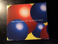 CD SINGLE - OMD - WALKING ON THE MILKY WAY