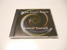 """Hit the ground runnin' """"Control Yourself"""" Rare AOR indie cd 2000 Smash records"""