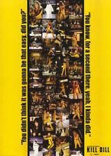 Poster :Movie Repro: Kill Bill - Uma Thurman Free Shipping ! #Pp0963 Rw8 S