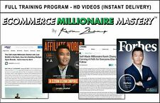 Kevin Zhang - Ecommerce Millionaire Mastery (Full Training Program -Worth $1997)