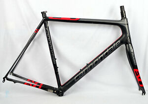 2014 Cannondale Supersix Evo HiMod Carbon Road Bike Frame/Fork 58cm