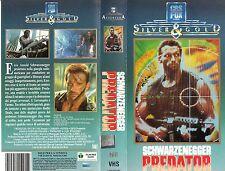 Predator (1987) VHS