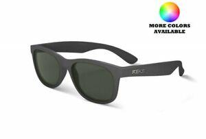 REKS Unbreakable Sunglasses Seafarer Polarized Model - Select Your Color!