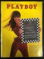Playboy, magazine, May, 1967, Anne Randall, Vargas