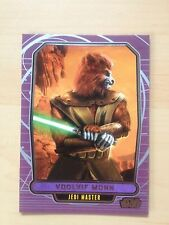 2013 Star Wars Galactic Files 2 # 559 Voolvif Monn Topps Cards