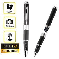 4GB Ballpoint Pen with Hidden Full HD Mini Spy Camera Spycam NEW - A45
