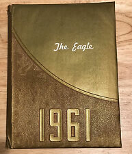 Valley View Texas 1961 ANNUAL HIGH SCHOOL YEARBOOK The Eagle Valleyview