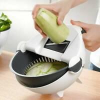 Vegetable Potato Cutter Mandolin Slicer Carrot Grater Manual Fruit Kitchen Tool